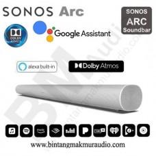 SONOS ARC SMART SOUNDBAR D.ATMOS - STOK READY...!!! PREMIUM FLAGSHIP