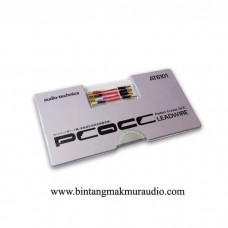 Audio Technica AT6101 Leadwire Turntable Headshell phono cartridge