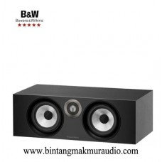 Bowers and Wilkins HTM6 Black Centre Speaker