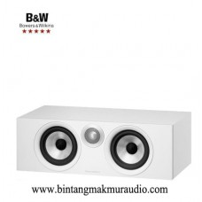 Bowers and Wilkins HTM6 White Centre Speaker