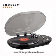Crosley CR6004A Oval USB Turntable