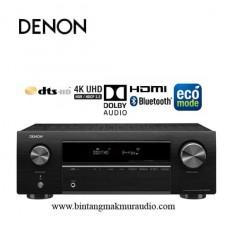 Denon AVR X250 BT 5.1 Channel 4K Ultra HD AV Receiver