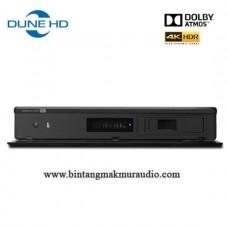 Dune HD Max 4K UHD Bluray Menu Navigation