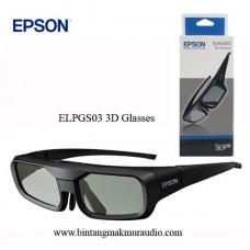 Epson ELPGS03 3D Glasses Kacamata 3D