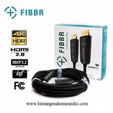 FiBBR Ultra Pro Fiber Optic HDMI Cable 15 Meter