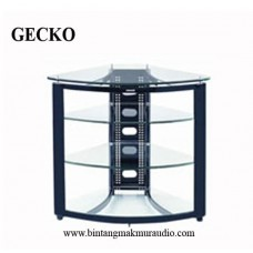 Gecko GKR 414 Silver Rack Audio