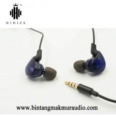Hidizs EP-3 High Fidelity Quality Professional HiFi In-Earphone-purple