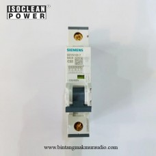 Isoclean Power by Siemens MCB C32 32amp 24K