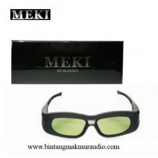 Meki 3D Glasses Kacamata 3D