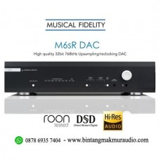 Musical Fidelity M6sR DAC DSD high res Audio Digital Analog