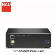 NAD PP3i Phono Stage Digital Phono/USB Preamp