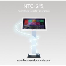 Nakamichi NTC 215 LCD Monitor Touch Screen 21 Inch