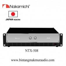 Nakamichi NTX-508 Power Amplifier