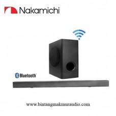 Nakamichi SoundStation 6w SoundBar-Wireless Subwoofer Bluetooth