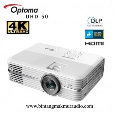 Optoma UHD50 4K Ultra High Definition Home Theater Projector
