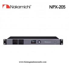 Power Squenser Nakamichi NPX-205