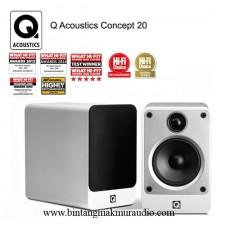 Q Acoustics Concept 20 Bookshelf
