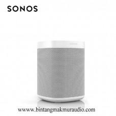 Sonos One Gen 2 Smart Speaker For Music Lovers White