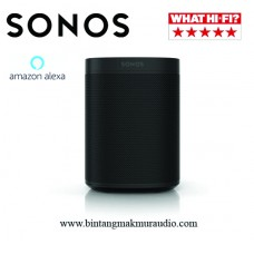Sonos One Wireless Hi-Fi System - Black SONOS