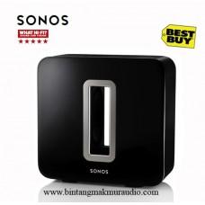 Sonos Wireless Subwoofer - Hitam