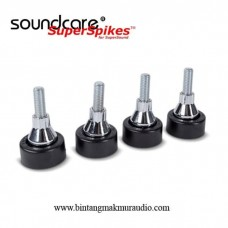 Soundcare Superspikes M6 Thread for Loudspeakers (Set of 4)