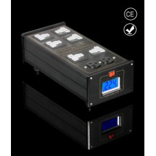Yarland Power Conditioner with Volt Meter (8 Way)