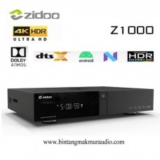 Zidoo Z1000 Hi-End Media Player 4K UHD HDR