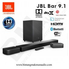 JBL Bar 9.1 Wireless Sound Bar with Dolby Atmos and DTS NEW...!!