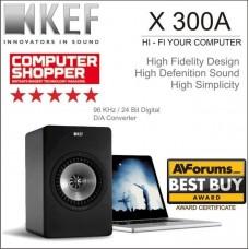 KEF X300 A ACTIVE SPEAKER