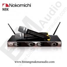 Nakamichi N9X Microphone Black Rose Gold Black