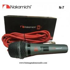 Nakamichi N7 Mic Cable