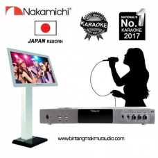"""Nakamichi NKX 55 Karaoke Player Android + Touch Screen 21""""inch"""