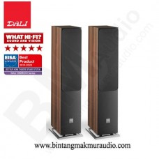 Dali Oberon 5 Dark Wallnut Floorstanding Speakers
