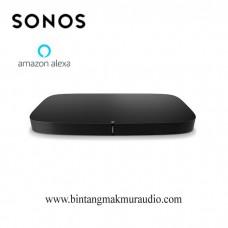 Sonos Playbase Wireless HiFi System - Hitam SONOS