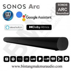 SONOS ARC SMART SOUNDBAR D.ATMOS BLACK
