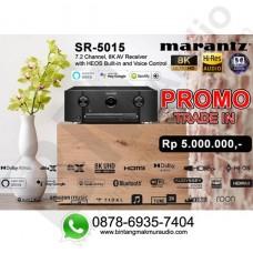 Promo Trade In Marantz SR5015 / SR-5015 7.2-channel