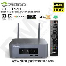 Zidoo Z10 Pro UHD media player Dolby Vision